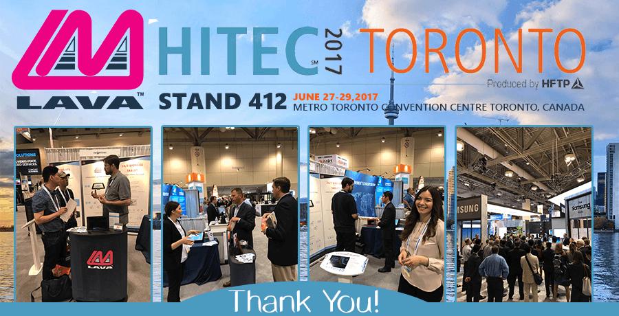 HITEC Toronto Hospitality Trade Show