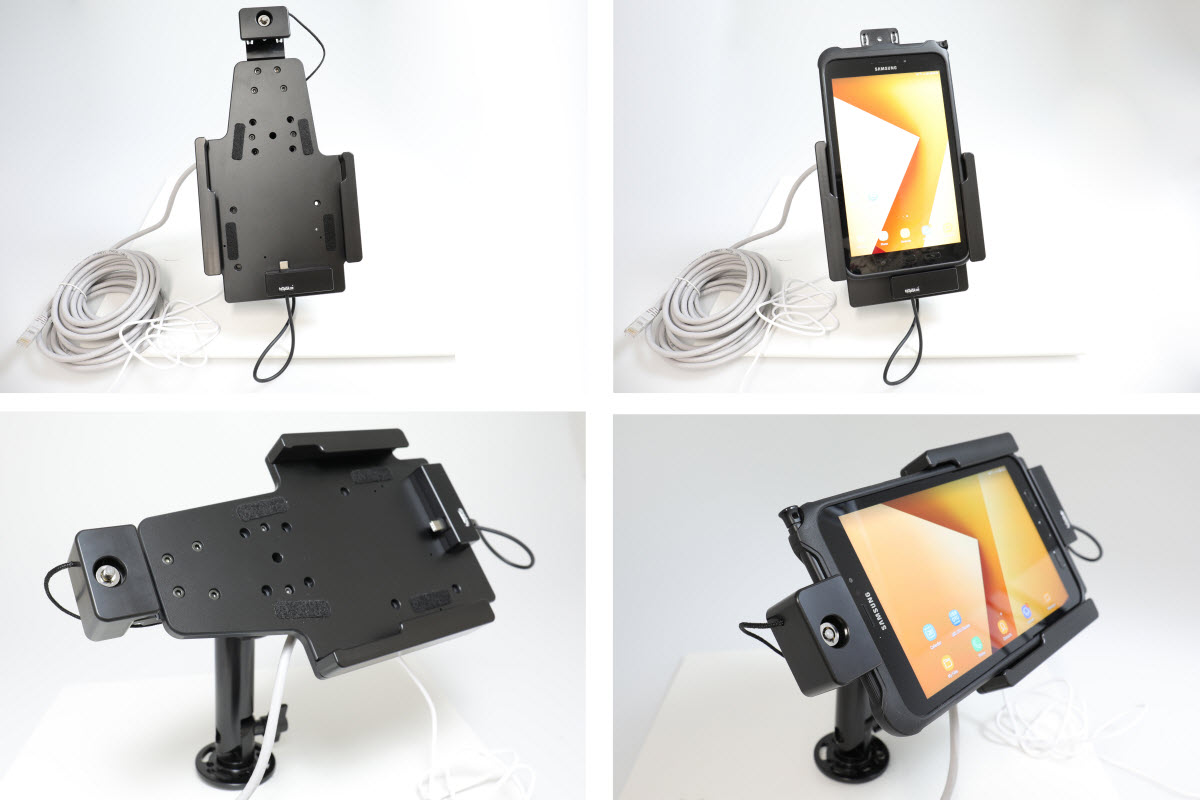 Forklift Tablet mount