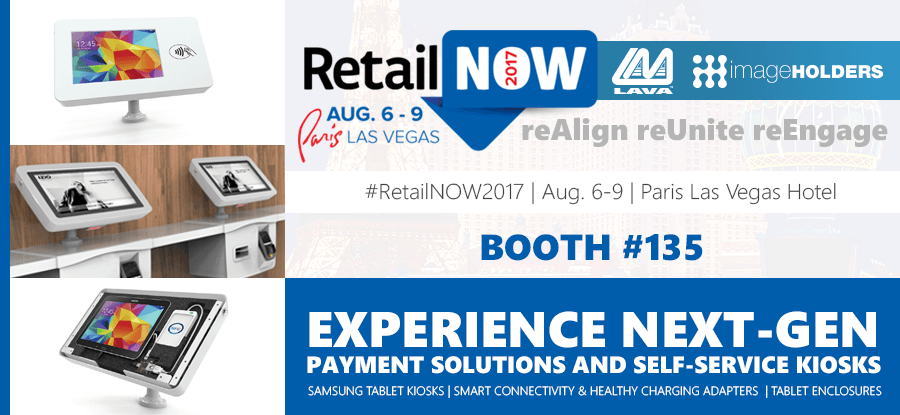 Experience next-gen payment solutions and self-service kiosks