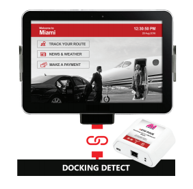 Fleet Management ELD Tablet Solution