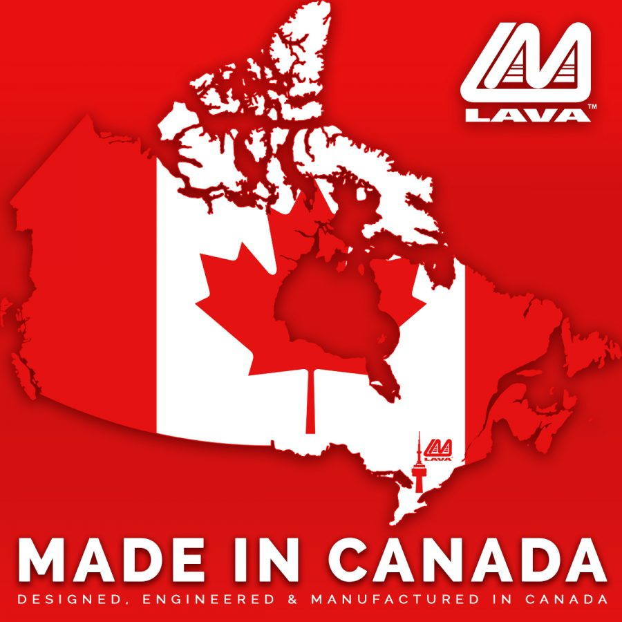 LAVA - Made in Canada